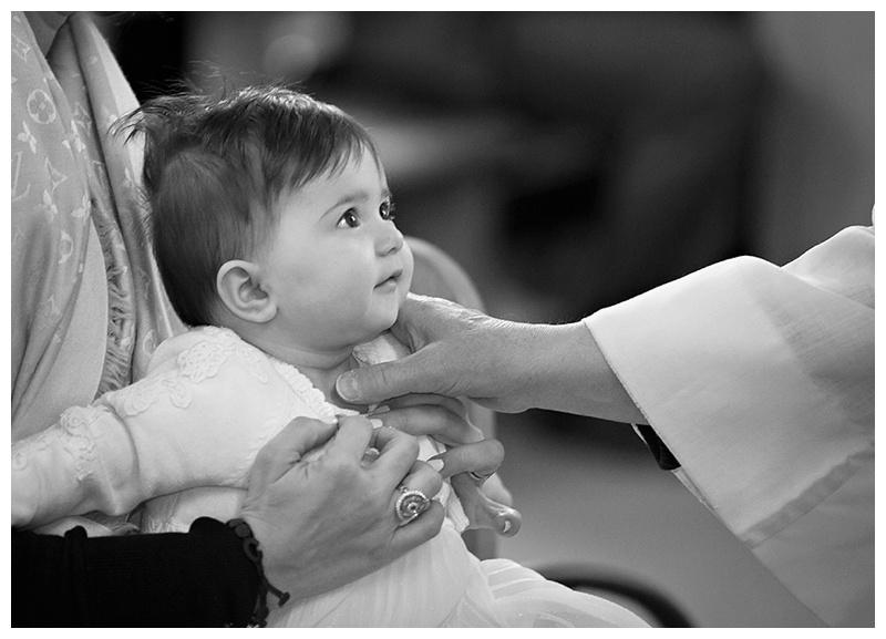 Grace's christening